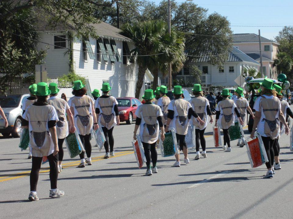 Tybee Island Irish Heritage Parade